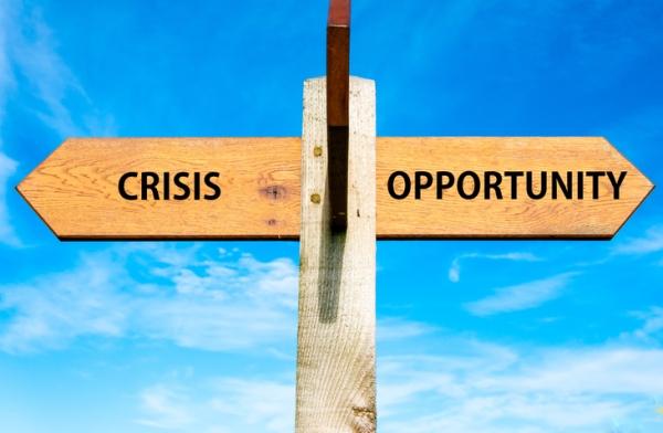 Crisis versus Opportunity